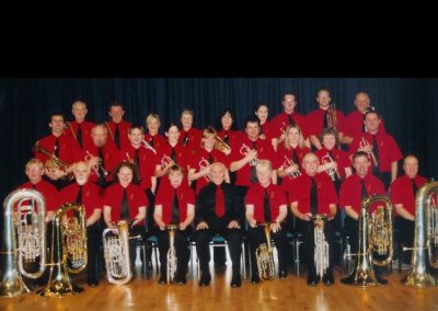 Otley Brass Band 2006