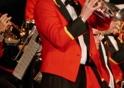 OBA Otley Brass Band Yeadon Town Hall Apr 2017