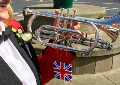 OBB Otley Queens Birthday Celebrations Apr 2016