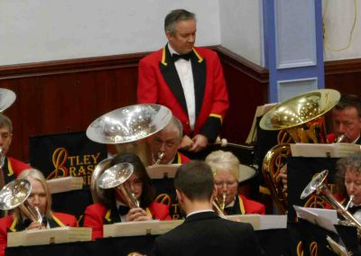 OBB Otley Town Mayors Christmas Concert Nov 2017
