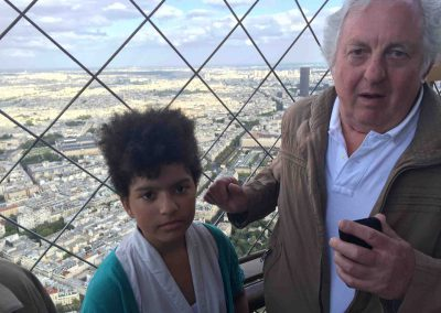 Paris Aug 2016 Eiffell Tower