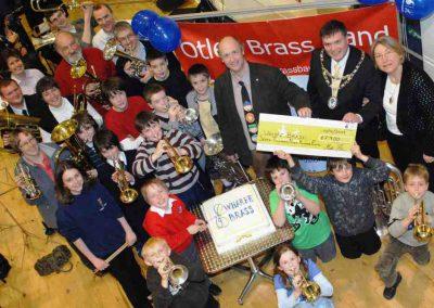 Wharfe Brass 2010