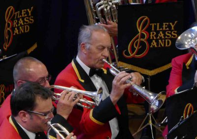 Otley Brass Band Concert Otley May 2018