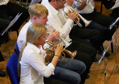 Wharfe Brass Concert Otley May 2018