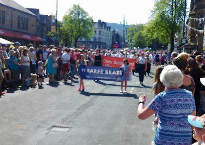 Ilkley Carnival May 2018