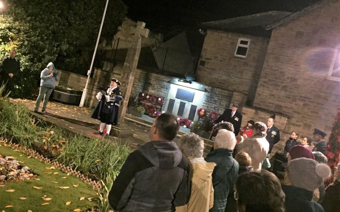 Remembrance Day Parade Otley